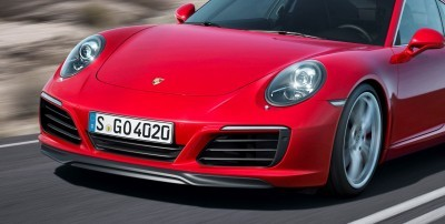 2017 Porsche 911 Carrera 20