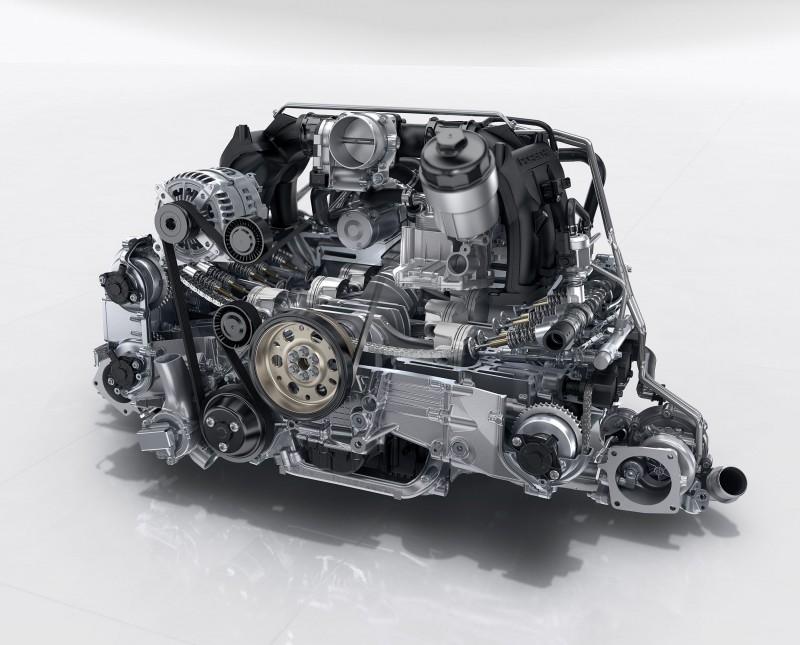 2017 Porsche 911 Carrera 6