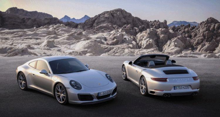 2017 Porsche 911 Carrera S Video Stills 1111