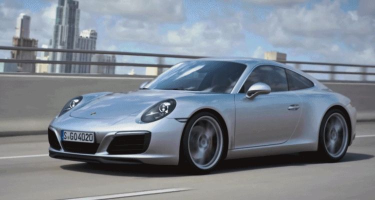 2017 Porsche 911 Carrera S Video Stills 11112