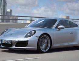 2017 Porsche 911 Carrera Goes TURBO! +20HP and -0.2s For New H6TT Standard Engines