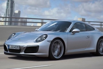 2017 Porsche 911 Carrera S Video Stills 4