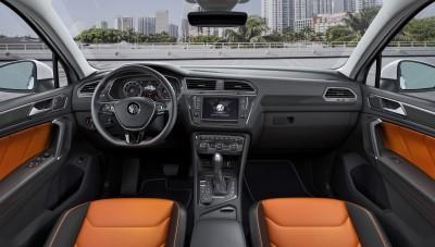 2017 Volkswagen TIGUAN R-Line 2