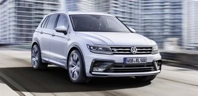 2017 Volkswagen TIGUAN R-Line 5