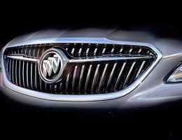 2017 Buick LaCrosse Nose Teases Avenir-Style Grille - November Debut to Include SuperCruise?