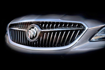 2017 Buick LaCrosse Nose Teases Avenir-Style Grille – November Debut to Include SuperCruise?