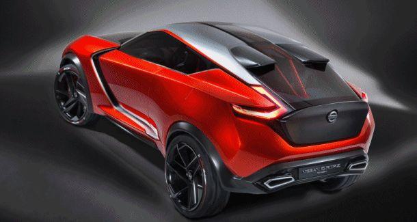 22015 Nissan GRIPZ Concept