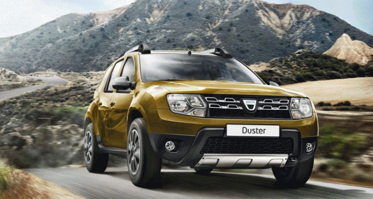 Altaï Green Dacia Duster