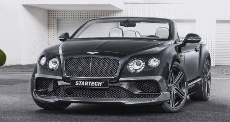 BRABUS StarTech Bentley GTC