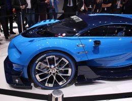 2015 Bugatti Vision Gran Turismo is Ready to Race