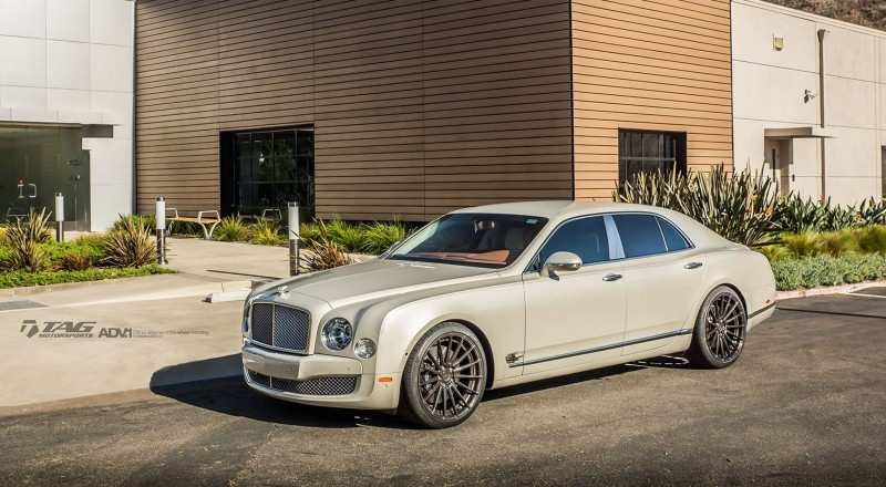 Bentley Mulsanne ADV15 MV2 SL Series_21617664580_o