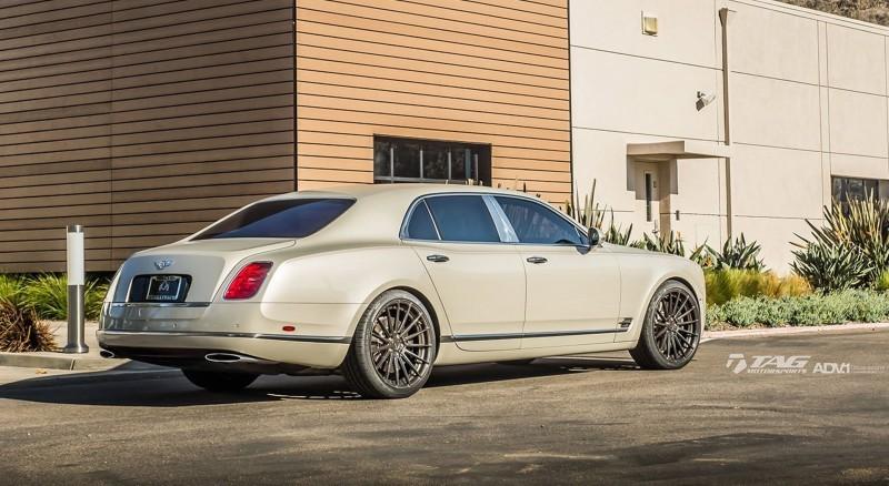 Bentley Mulsanne ADV15 MV2 SL Series_21617825978_o