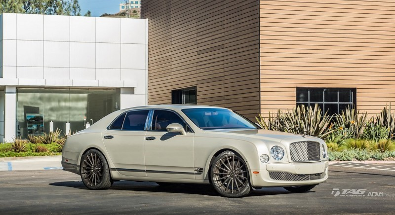 Bentley Mulsanne ADV15 MV2 SL Series_21815173341_o