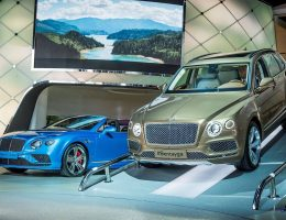 Frankfurt IAA 2015 – Showfloor Mega Gallery in 450 Photos