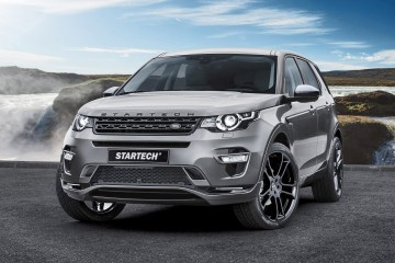 Brabus STARTECH Land Rover DISCO SPORT Meets Glam Squad