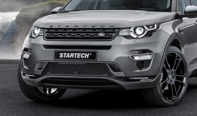 Brabus STARTECH Land Rover Discovery Sport 2