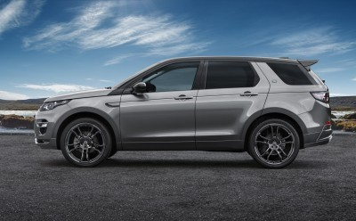 Brabus STARTECH Land Rover Discovery Sport 3