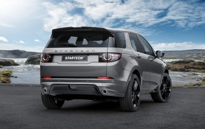 Brabus STARTECH Land Rover Discovery Sport 4