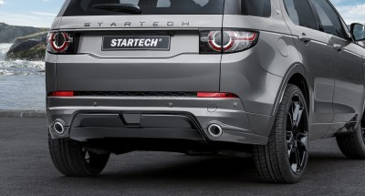 Brabus STARTECH Land Rover Discovery Sport 5