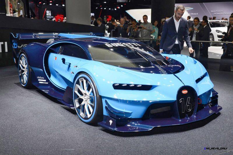Bugatti GT 1