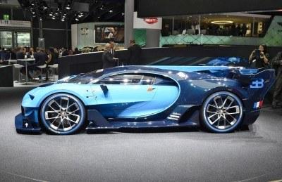 Bugatti GT 3