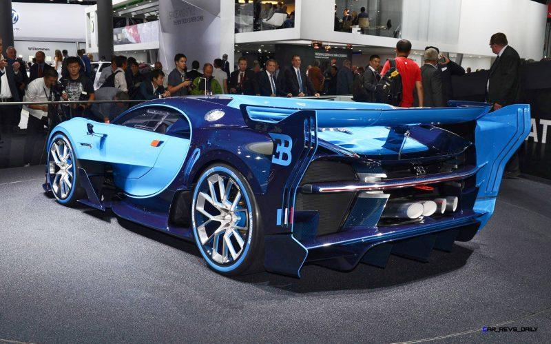 Bugatti GT 4