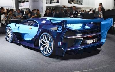 Bugatti GT 5