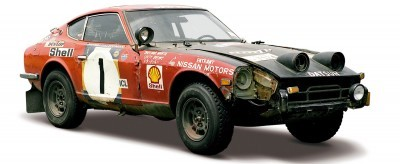 Datsun 240Z Safari Rally Car 1