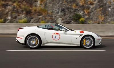 Ferrari Car Cavalcade 2015 USA 2