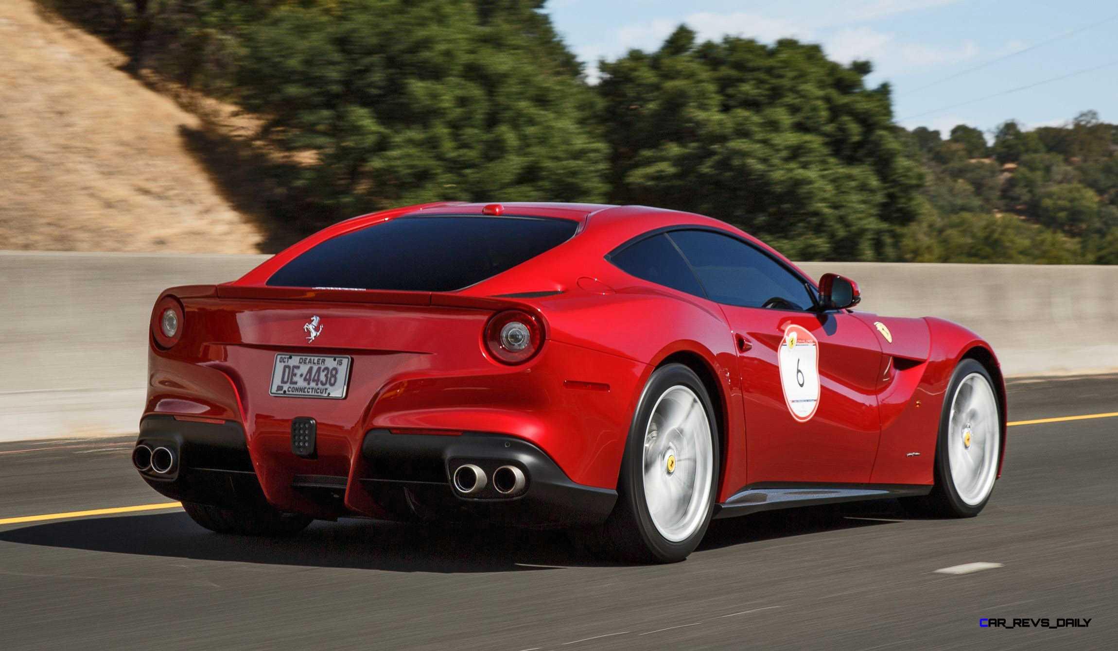 Cavalcade Of Customs >> Ferrari Car Cavalcade 2015 USA 4