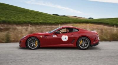 Ferrari Car Cavalcade 2015 USA 6