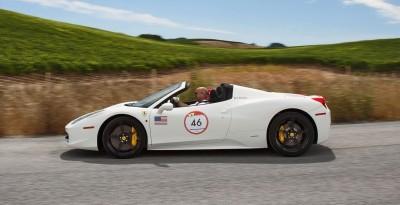 Ferrari Car Cavalcade 2015 USA 7