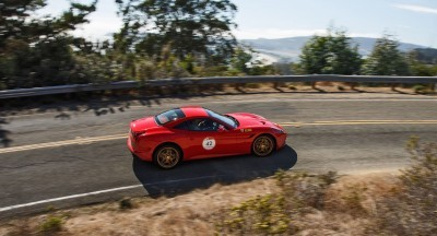 Ferrari Car Cavalcade 2015 USA 9