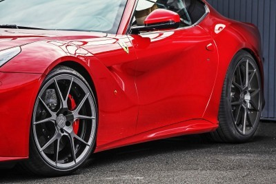 Ferrari F12 LOMA Wheels 12