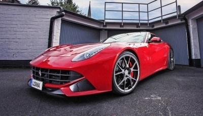 Ferrari F12 LOMA Wheels 14
