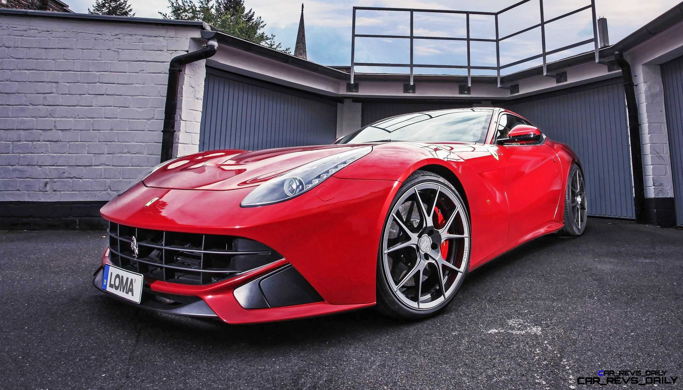 Ferrari F12 LOMA Wheels 14