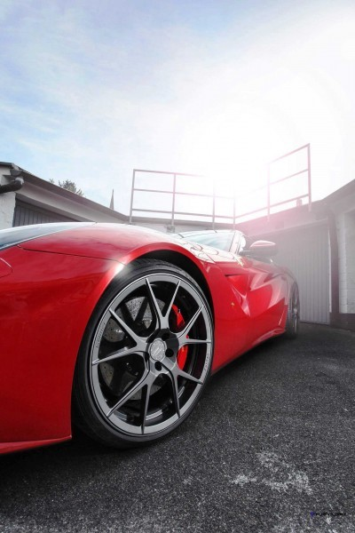 Ferrari F12 LOMA Wheels 2
