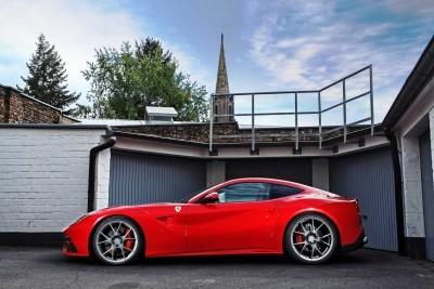 Ferrari F12 LOMA Wheels 4