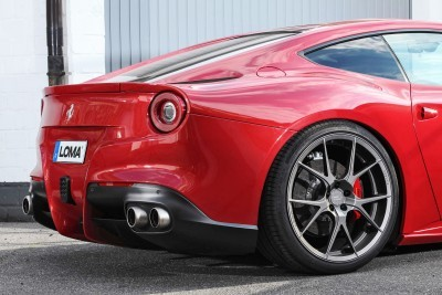 Ferrari F12 LOMA Wheels 9