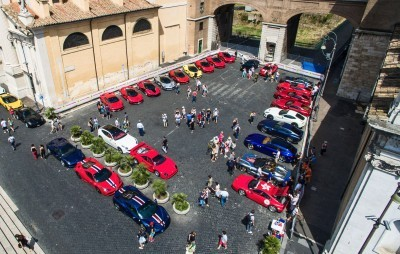 Ferrari International Cavalcade 2015 3