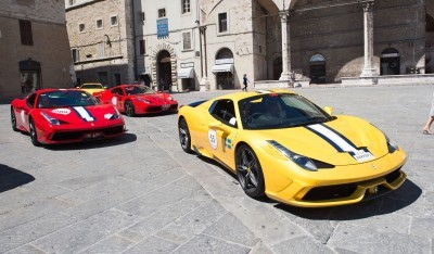 Ferrari International Cavalcade 2015 30