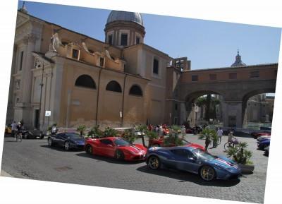 Ferrari International Cavalcade 2015 4