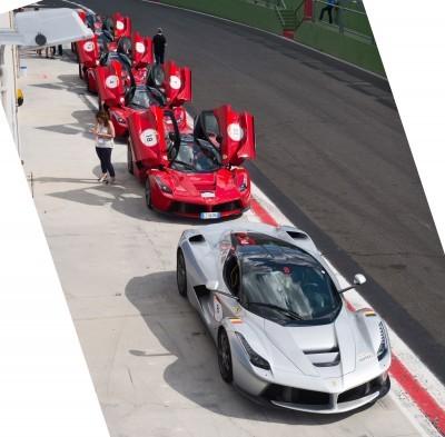 Ferrari International Cavalcade 2015 42