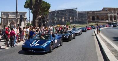 Ferrari International Cavalcade 2015 46