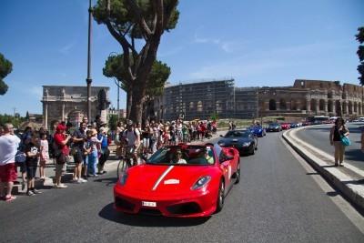 Ferrari International Cavalcade 2015 47
