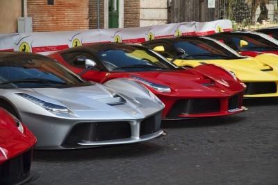 Ferrari International Cavalcade 2015 5