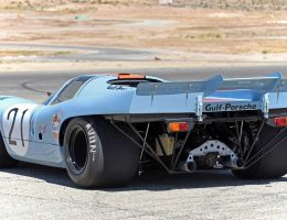 Flawless 917K Launches Porsche Racecar Resto and Race Mgmt Services