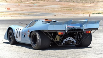 Flawless 917K Launches Porsche Racecar Resto and Race Services 4