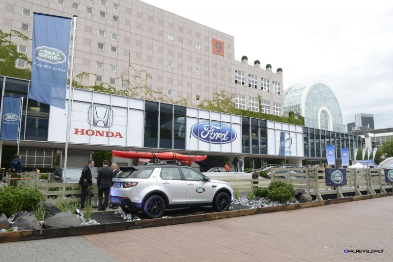 Frankfurt IAA 2015 - Showfloor Mega Gallery 382