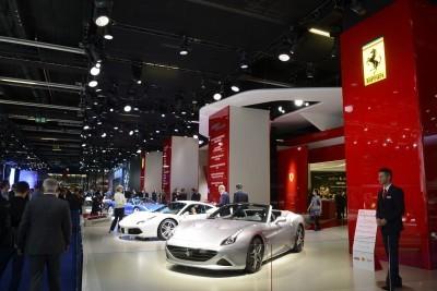 Frankfurt IAA 2015 - Showfloor Mega Gallery 387